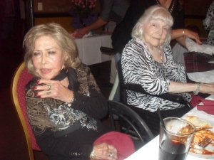 June Foray, Lucille Bliss
